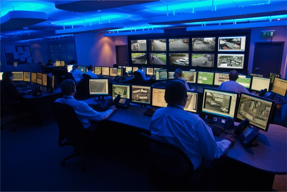 Remote Security Monitoring Center